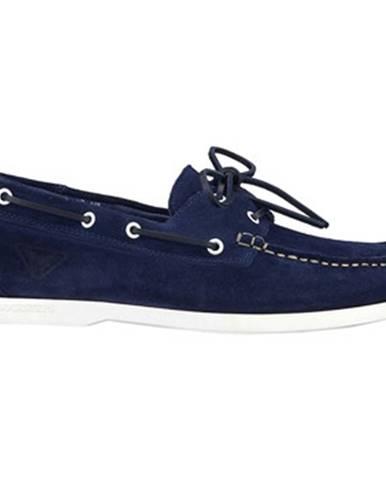 Modré topánky Docksteps