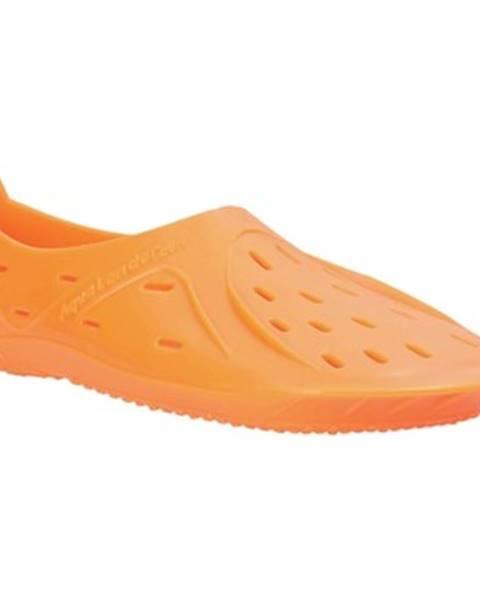 Oranžové topánky Aqualander