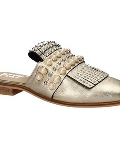 Žlté topánky Pixy Shoes