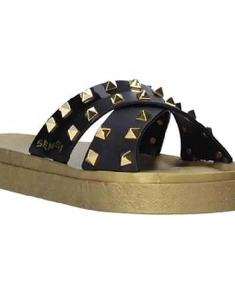 Čierne topánky Sensi