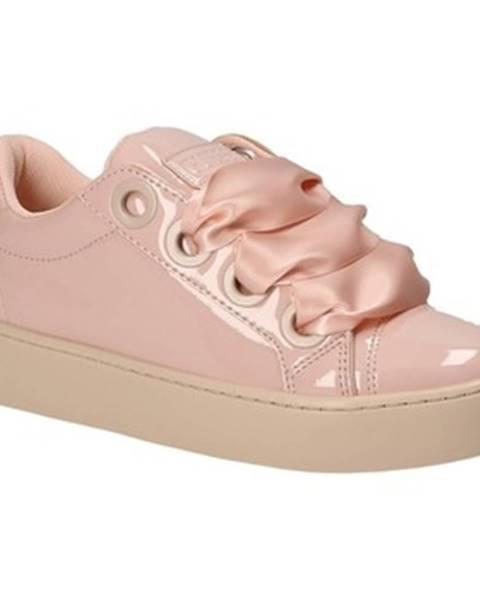 Ružové tenisky Guess