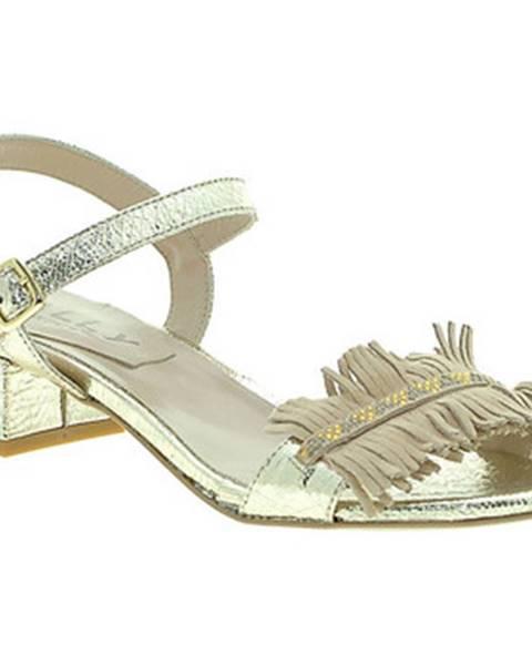 sandále Mally