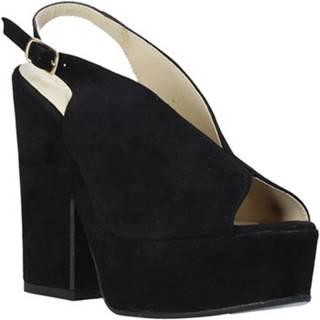 Sandále Esther Collezioni  ALBA 107