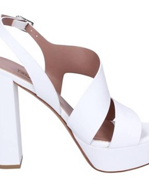 Biele lodičky Albano