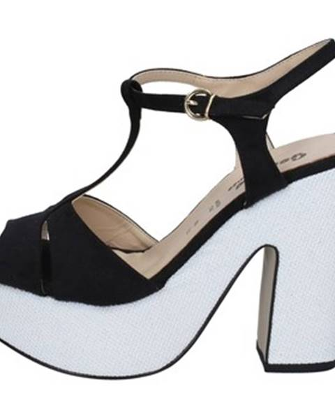 Viacfarebné sandále Geneve Shoes