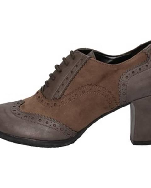Viacfarebné topánky Bottega Lotti