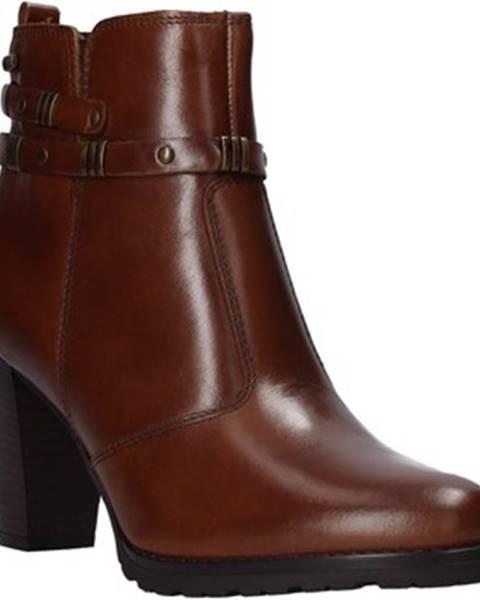 Hnedé topánky Valleverde