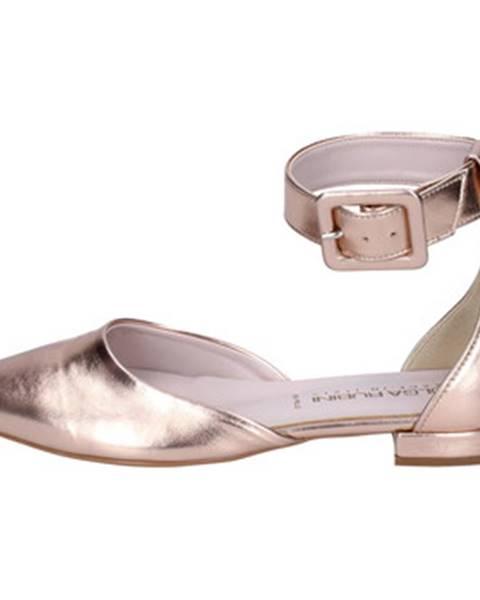 Ružové sandále Olga Rubini