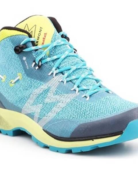 Modré topánky Garmont