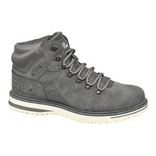 Sivá členková obuv Fila