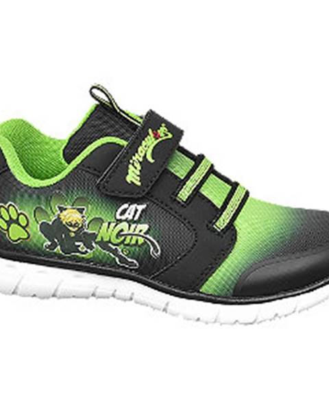 Zelené tenisky Miraculous