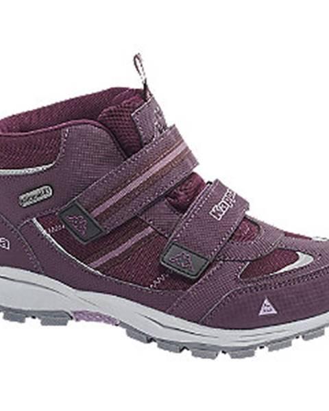 Fialové topánky Kappa
