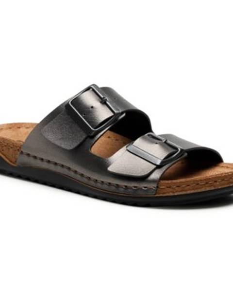 Čierne topánky INBLU