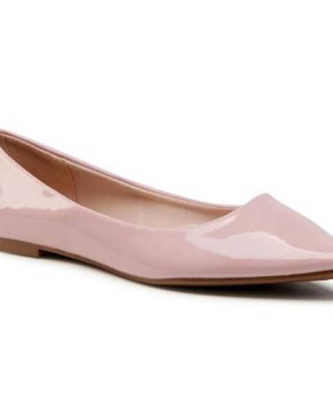 Ružové balerínky Jenny Fairy