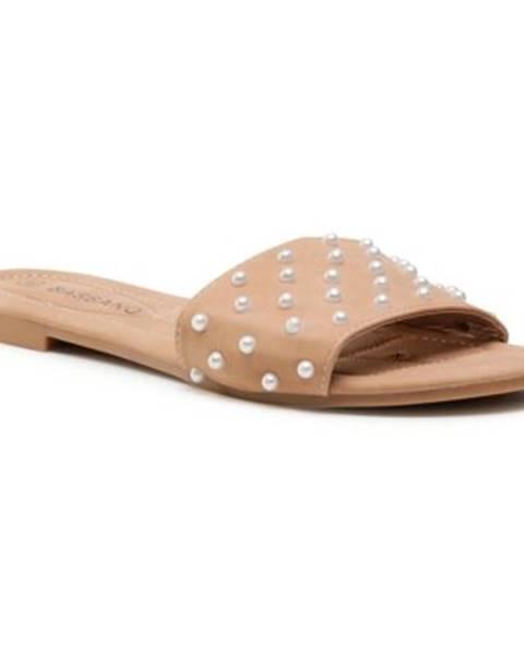 Camel topánky Bassano