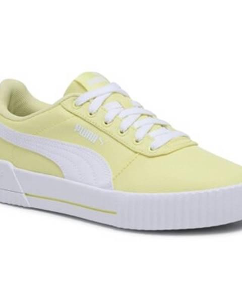 Žlté tenisky Puma