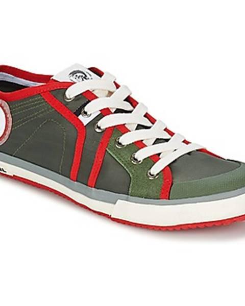 Zelené tenisky Diesel