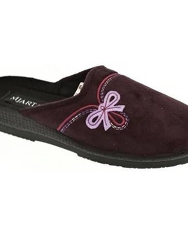 Fialové papuče Mjartan