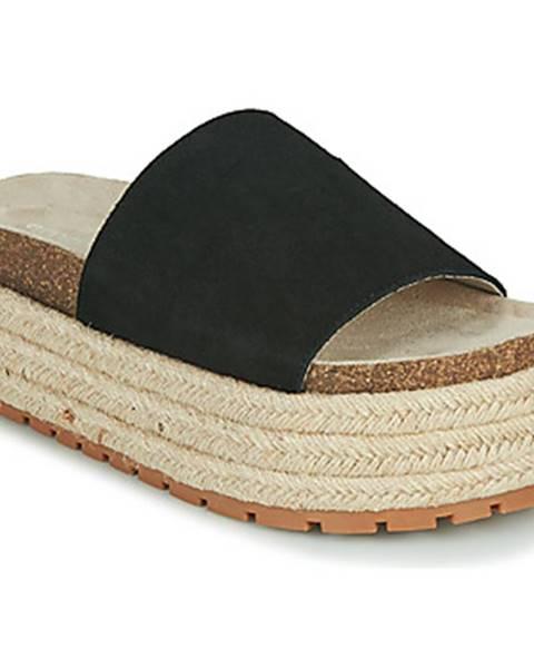 Čierne topánky Emmshu