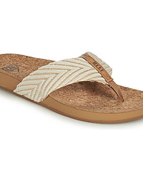 Biele topánky Reef