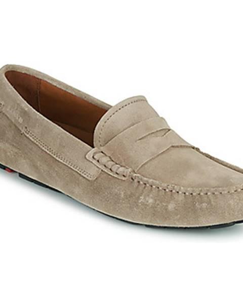 Béžové topánky Lloyd