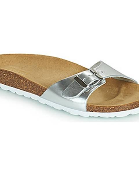 Strieborné topánky Only