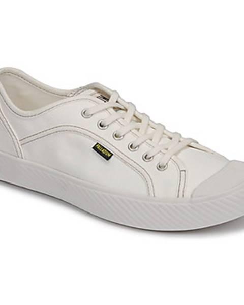 Biele tenisky Palladium Manufacture