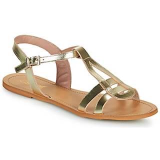 Sandále So Size  DURAN