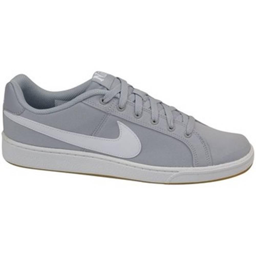 Nike Nízke tenisky Nike  Court Royale Canvas