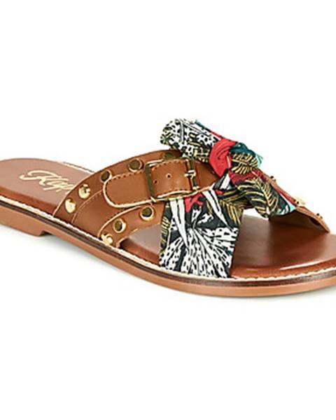 Hnedé topánky Kaporal