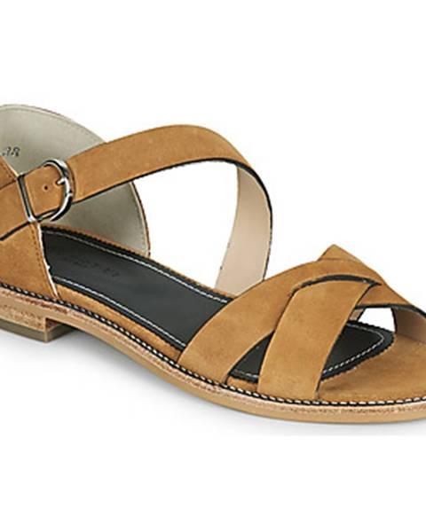 Hnedé sandále Muratti