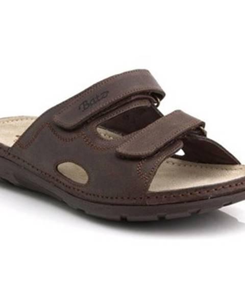 Hnedé topánky Batz