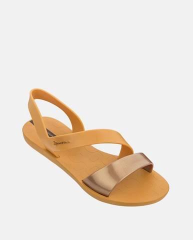 Horčicové sandále Ipanema