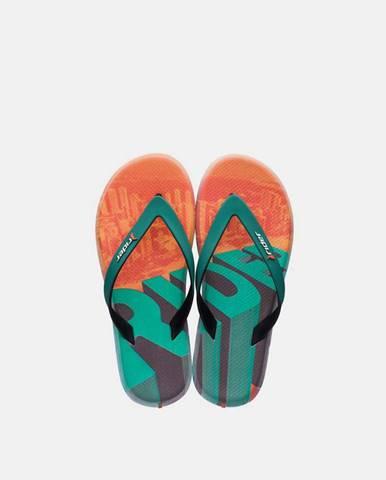 Fialové sandále Rider