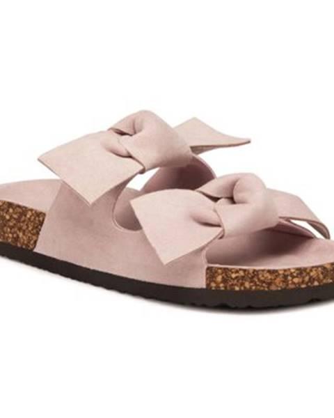 Fialové topánky Jenny Fairy