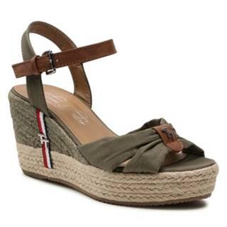 Sandále Tom Tailor 119070100 Ekologická koža/-Ekologická koža