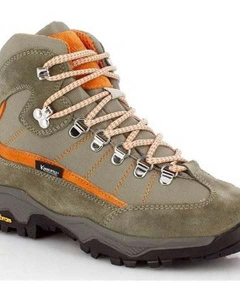 Zelené topánky Kimberfeel