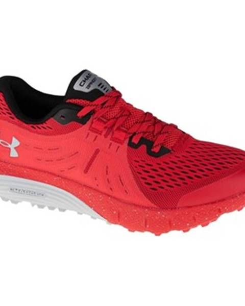 Červené topánky Under Armour