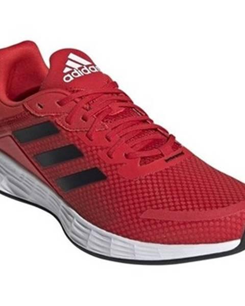 Červené topánky adidas