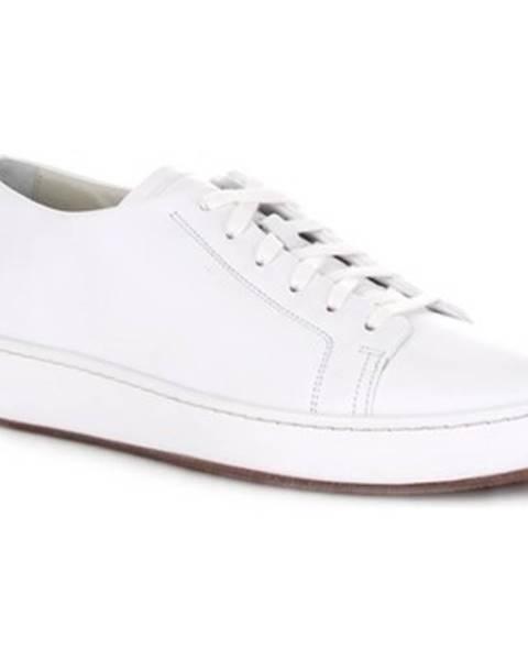 Biele tenisky Santoni