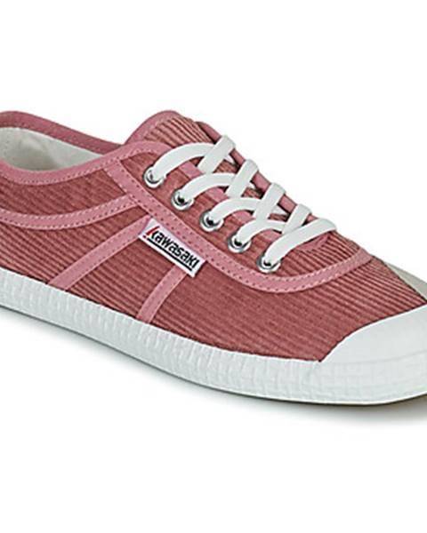 Ružové tenisky Kawasaki
