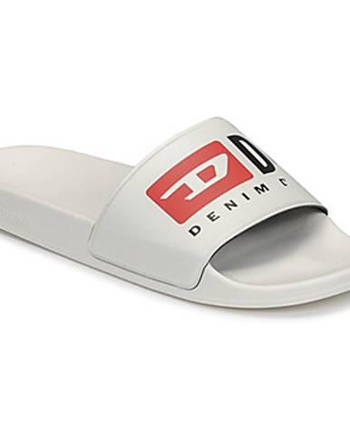 Biele topánky Diesel