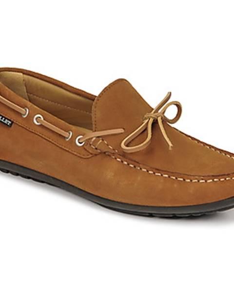 Hnedé topánky Pellet