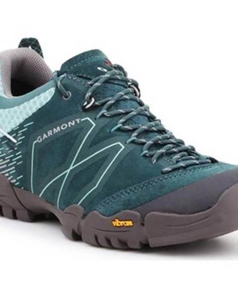 Zelené topánky Garmont