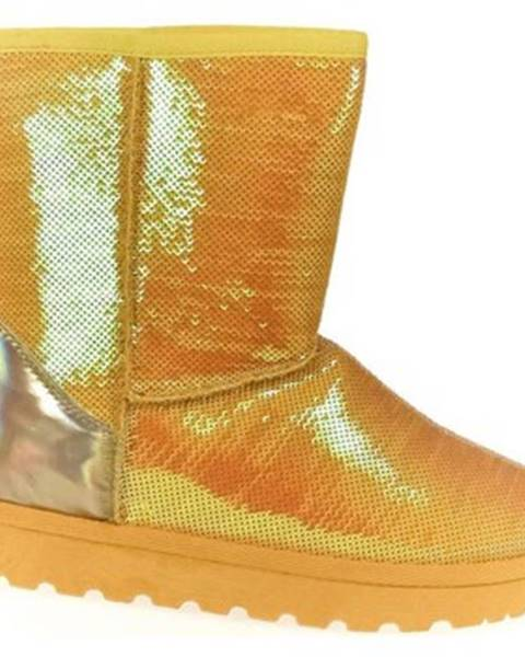 Žlté topánky Comer