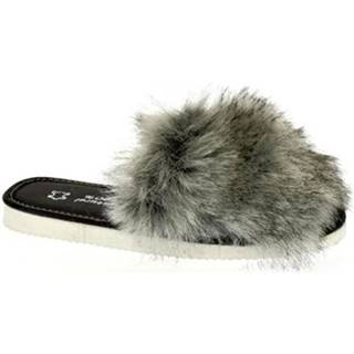 Papuče John-C  Dámske sivé papuče ALICA