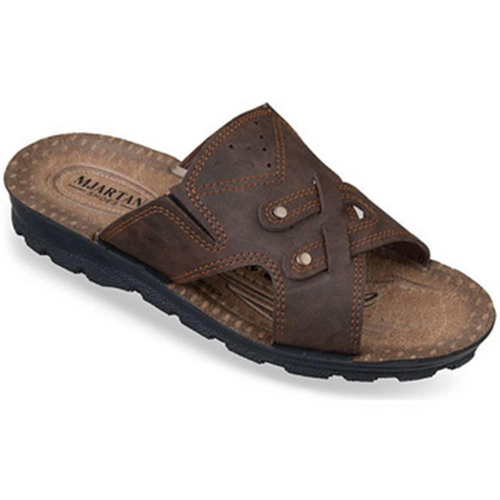 Mjartan Šľapky Mjartan  Pánske papuče  ENRIQUE