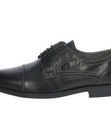 Čierne topánky Freemod