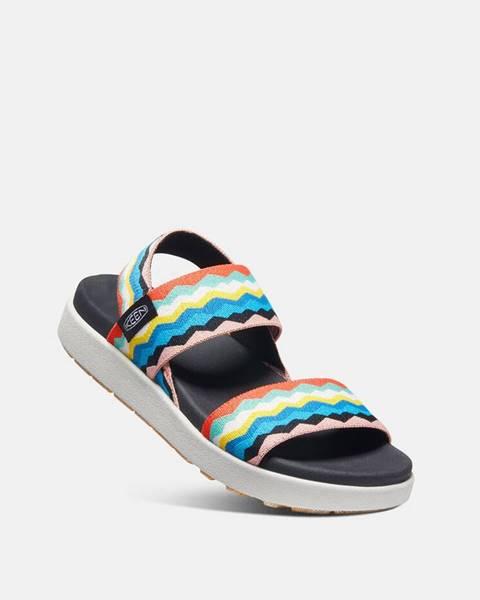 Tmavomodré sandále Keen