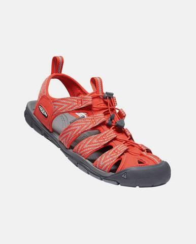 Oranžové sandále Keen